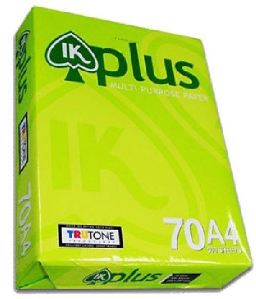 Giấy IK Plus A4/70